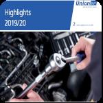 Union Herbst 2019/2020 großes Sortiment - Auswahl Hessen/ Rheinlandpfalz Hs RLP