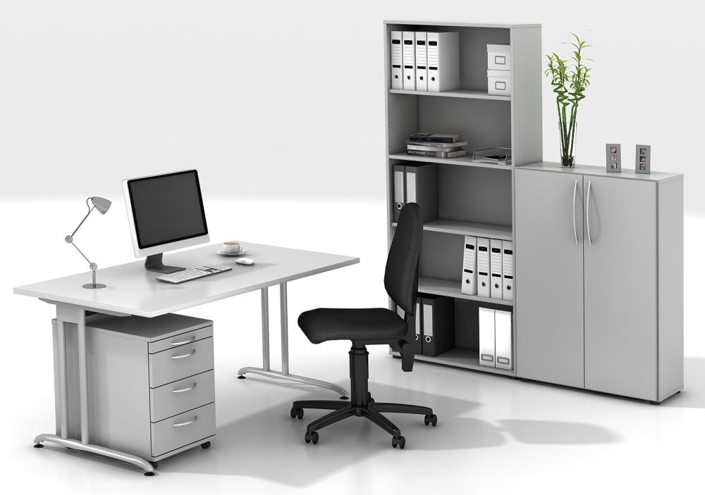 9900017297 b ro set inkl stuhl 5 teilig grau 4032062031421. Black Bedroom Furniture Sets. Home Design Ideas