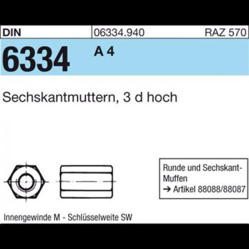 4043952473948 DIN 6334 A 4 M 8 SW 13 A 4 S