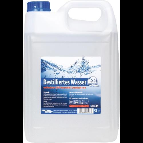 4001068701867 Destilliertes Wasser 5l Kanister