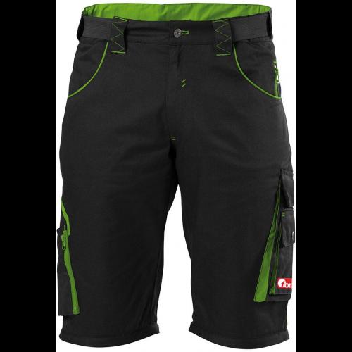 FORTIS Herrenbundhose 24 schwarz-rot Gr Funsport Bekleidung & Schutzausrüstung 32