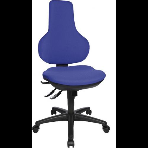 9900021363 b rodrehstuhl ergo point bezug blau 4014296114088. Black Bedroom Furniture Sets. Home Design Ideas