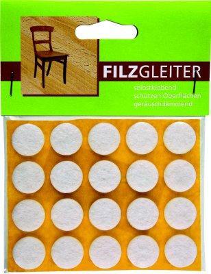 4332163827412 filzgleiter sk braun 28mmkarte a 8 st. Black Bedroom Furniture Sets. Home Design Ideas