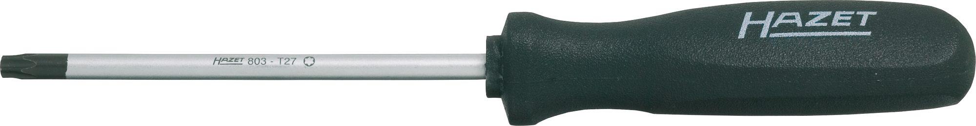 Innen TORX® Profil 330 mm 803LG-T15 HAZET Schraubendreher trinamic