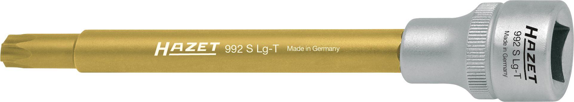 1//2 Zoll Hazet 992-T40 Torx Schraubendreher-Einsatz Innen Torx Innenvierkant 12,5 mm s: T40